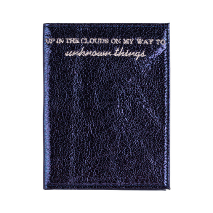 UNKNOWN THINGS PASSPORT COVER