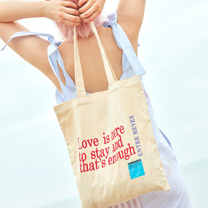 LOVE IS ENOUGH ECO BAG
